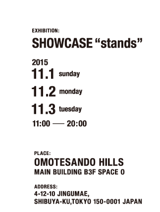SHOWCASE 2015 access_date